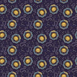 Leo Astrological Pattern