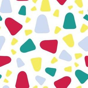 Gumdrops Scattered Pattern