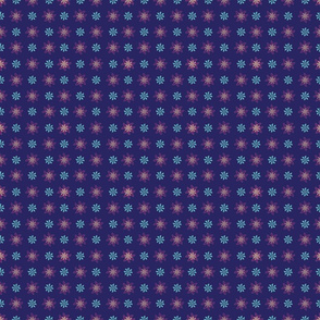Geometric_ blue splash