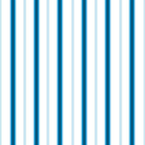 Modern Stripes, blue, Relax Night and Day