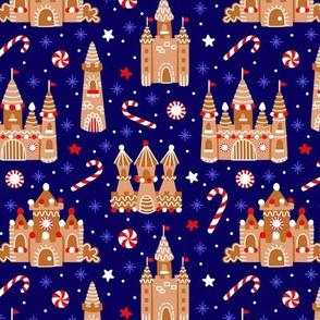 Gingerbread Castles