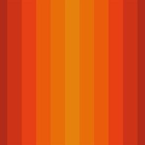 Modern Art, orange stripes, Relax Night and Day