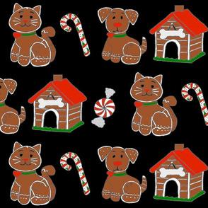 Gingerbread Pets