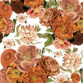 Vintage Floral Blossom