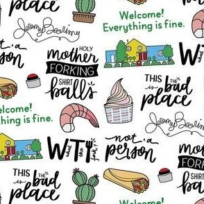 The Good Place Icons