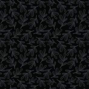 Black Leaves DH
