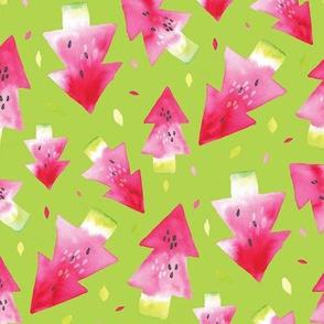 Watermelon Xmas Lime