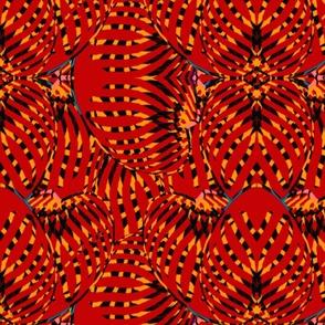 Lynett  Abstract Basket Weave