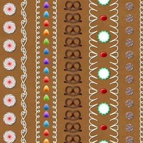 Gingerbread Deconstructed