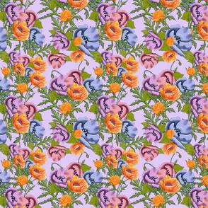Poppy Play - lavender small