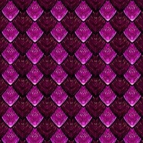 Dragon Scale - Pink