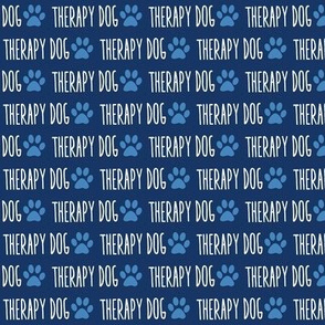 Therapy Dog Tiny Paws