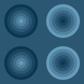 Modern Art - Maya Circles
