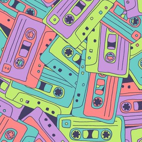 Tape Song: 80s Mix