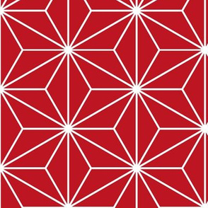 christmas variation No. 4 ☆  geometric stars