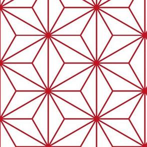 christmas variation No. 5 ☆ geometric stars