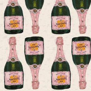 champagne big flipped (non-mirrored label)