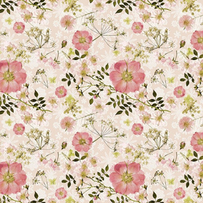 Antique Wild Rose Blush