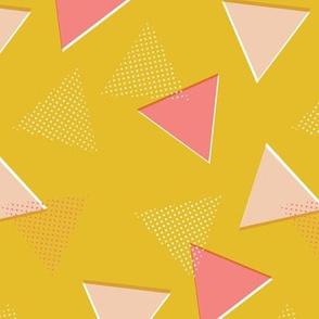90s Mod Triangles