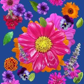 70s Flower Explosion