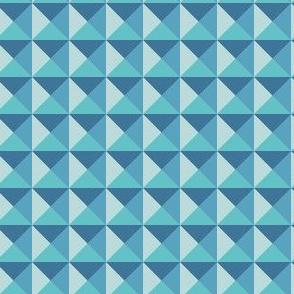 Geometric Pattern: Pyramid: Tidal