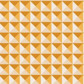Geometric Pattern: Pyramid: Summer