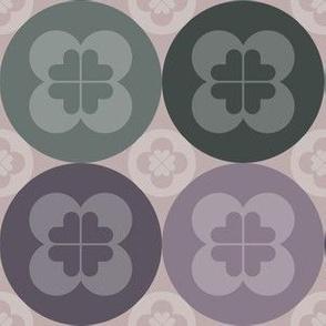 Geometric Pattern: Circle Flower: Field