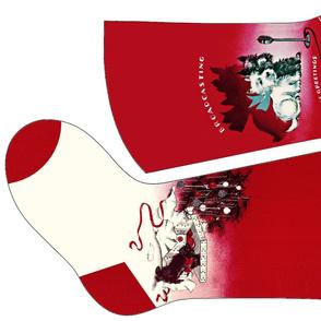 Scottie Dog Christmas Stockings 7 and 8