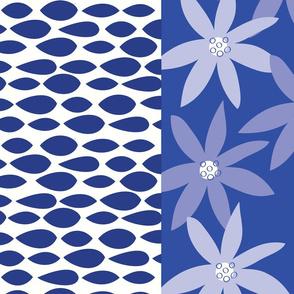 Floral_Collage_blue_©Solvejg Makaretz