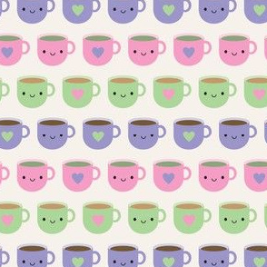 Time For Tea - Kawaii Cup of Tea