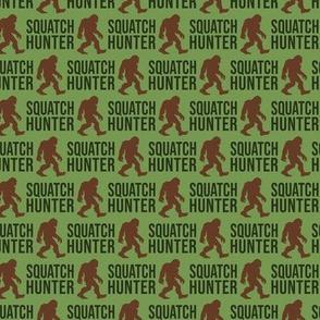 Bigfoot Squatch Hunter Mini
