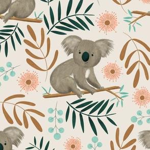 Koala - Large Scale