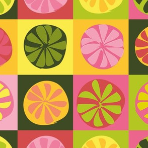 Pop Art Citrus lemonade