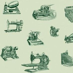 vintage_technology_greens