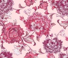 Pink Chintz