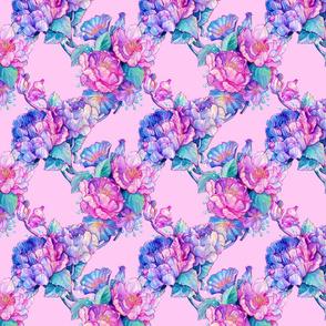 Bubblegum Floral