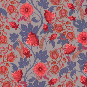 Autumn chintz