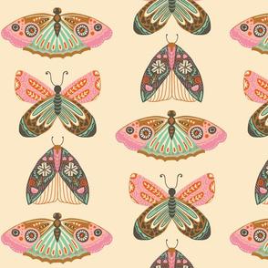 Flying Beauties