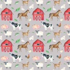 Farm animals A