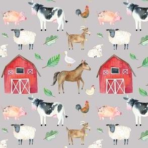 Farm party B