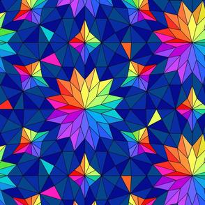 Starburst Spectrum Kaleidoscope