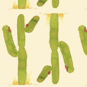 Saguaro-Watercolor