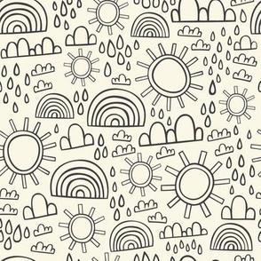 Wonderland April Showers