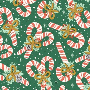 Vintage Candy Canes