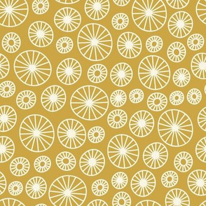 Wonderland I Want To Ride My Bicycle Yellow