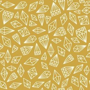 Wonderland Diamonds Yellow