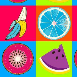 Pop Art goes Fruity