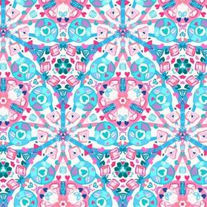 Bubblegum Kaleidoscope
