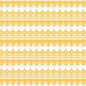 knit stuff yellow