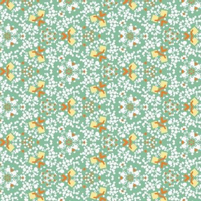Kaleidoscope Green Small